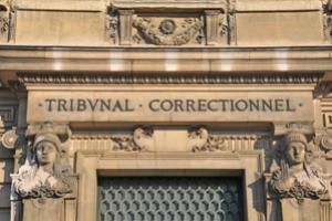 Audience devant le tribunal correctionnel